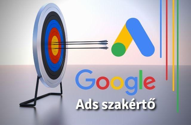 Google Ads szakértő képzés