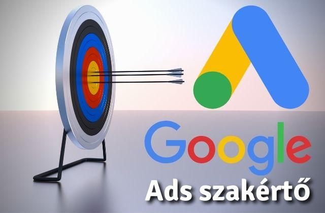 Google Ads szakértő